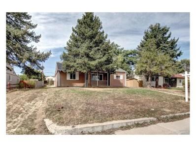 889 S Osage Street, Denver, CO 80223 - MLS#: 5733333