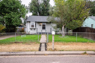 2008 Cooper Avenue, Colorado Springs, CO 80907 - MLS#: 5734264