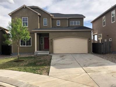 7345 Big Prairie Court, Colorado Springs, CO 80915 - MLS#: 5738349