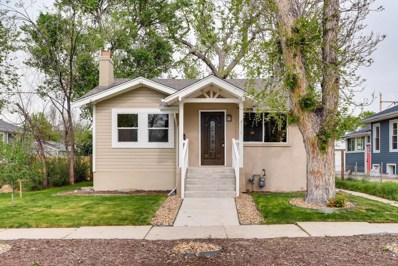4710 Quitman Street, Denver, CO 80212 - #: 5738636