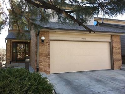 14350 E Hampden Avenue, Aurora, CO 80014 - MLS#: 5744800