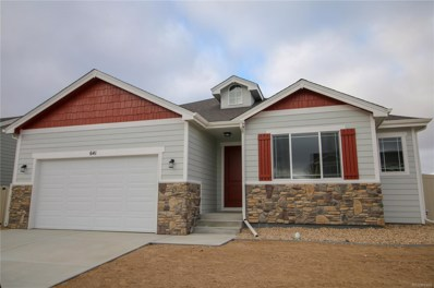 641 Cimarron Trail, Ault, CO 80610 - MLS#: 5745420