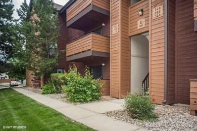209 Wright Street UNIT 205, Lakewood, CO 80228 - #: 5747985