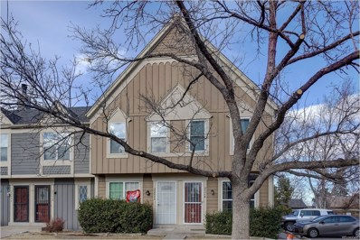 2204 S Jasper Way UNIT A, Aurora, CO 80013 - #: 5748688