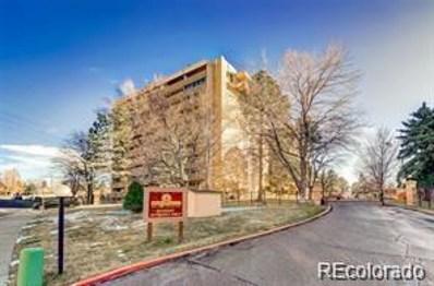 8060 E Girard Avenue UNIT 912, Denver, CO 80231 - MLS#: 5749077