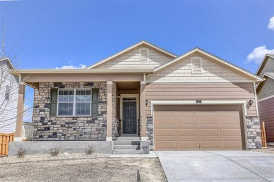 6074 Sun Mesa Circle, Castle Rock, CO 80104 - MLS#: 5753349