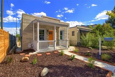 3746 Jason Street, Denver, CO 80211 - MLS#: 5753410