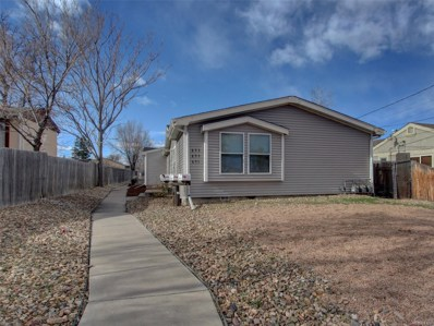 855 S Patton Court, Denver, CO 80219 - MLS#: 5757952