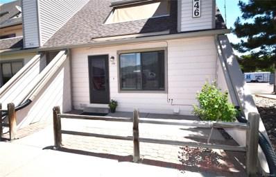 4246 S Eldridge Street UNIT 104, Morrison, CO 80465 - #: 5758953