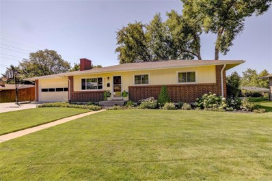 8036 E Jefferson Place, Denver, CO 80237 - MLS#: 5763471