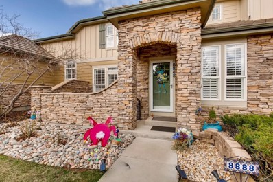 8888 Tappy Toorie Circle, Highlands Ranch, CO 80129 - MLS#: 5763863