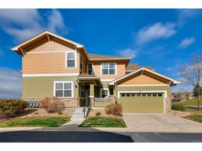 3681 S Perth Circle UNIT 101, Aurora, CO 80013 - MLS#: 5769700