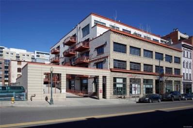 1435 Wazee Street UNIT 406, Denver, CO 80202 - #: 5771449