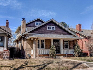511 N Humboldt Street, Denver, CO 80218 - #: 5773145