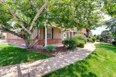 7101 W Yale Avenue UNIT 3903, Denver, CO 80227 - MLS#: 5778600