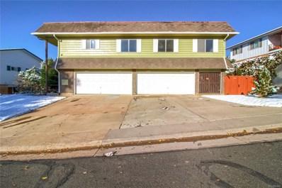 9767 Lane Street, Thornton, CO 80260 - #: 5779923