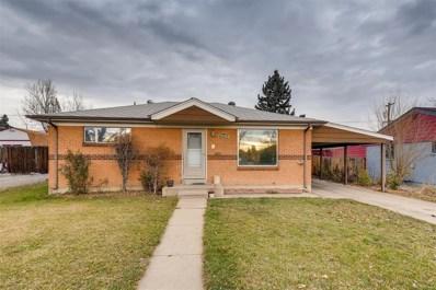 7056 Alan Drive, Denver, CO 80221 - MLS#: 5781330