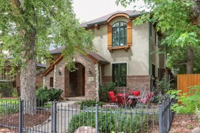 1325 S Josephine Street, Denver, CO 80210 - MLS#: 5784428