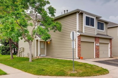 19194 E Wyoming Drive UNIT 104, Aurora, CO 80017 - #: 5785626