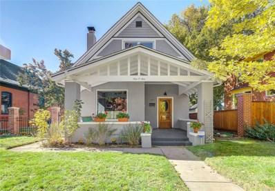 909 S Clarkson Street, Denver, CO 80209 - #: 5785808