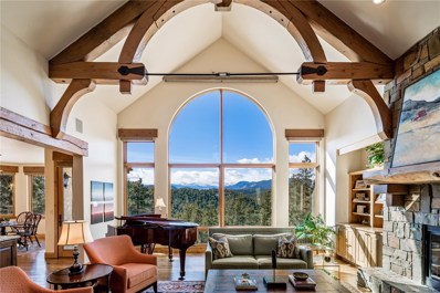2889 Highlands View Road, Evergreen, CO 80439 - #: 5786780