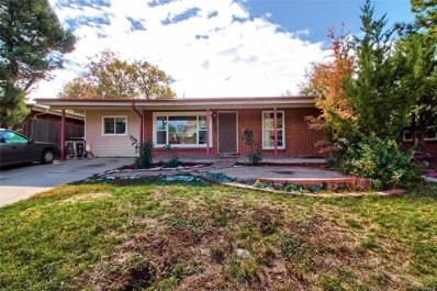 3748 Shaw Boulevard, Westminster, CO 80031 - MLS#: 5795593