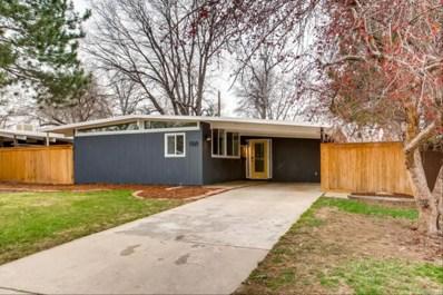 1325 S Elm Street, Denver, CO 80222 - MLS#: 5796373