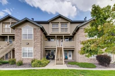 2846 W Centennial Drive UNIT H, Littleton, CO 80123 - #: 5796489