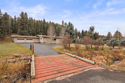 25354 N Turkey Creek Road, Evergreen, CO 80439 - #: 5796550