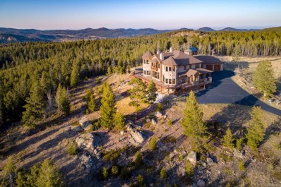 26214 Grand Summit Trail, Evergreen, CO 80439 - #: 5797151