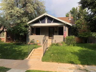 1638 Poplar Street, Denver, CO 80220 - MLS#: 5798573