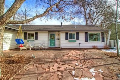 3326 S Flamingo Way, Denver, CO 80222 - MLS#: 5799329