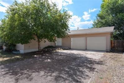 6454 W Wicklow Circle, Colorado Springs, CO 80918 - MLS#: 5800788
