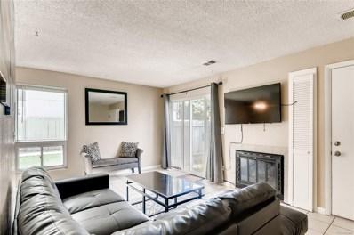 7373 W Florida Avenue UNIT 12D, Lakewood, CO 80232 - #: 5805296