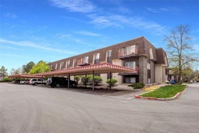 7755 E Quincy Avenue UNIT 106, Denver, CO 80237 - MLS#: 5806200