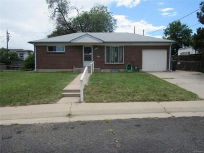 10428 Williams Street, Northglenn, CO 80233 - #: 5806276