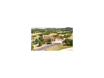 3599 Winterhawk Circle, Castle Rock, CO 80104 - MLS#: 5807587