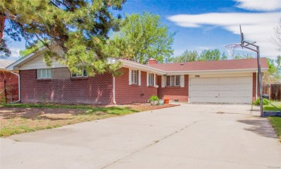 10981 E 6th Place, Aurora, CO 80010 - MLS#: 5808276