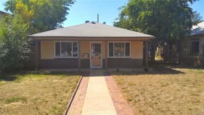 1555 Trenton Street, Denver, CO 80220 - MLS#: 5808919