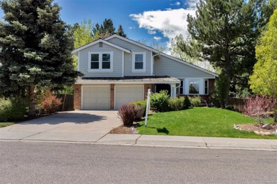 7701 S Hill Drive, Littleton, CO 80120 - #: 5814276