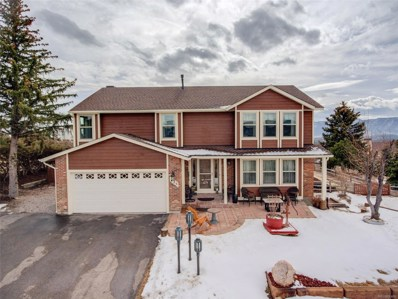 425 Picasso Court, Colorado Springs, CO 80921 - #: 5817465