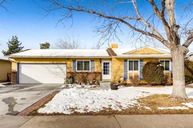 1815 S Nucla Street, Aurora, CO 80017 - MLS#: 5817606