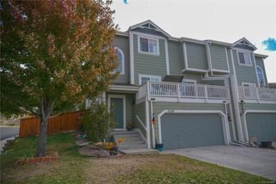 1550 Willow Oak Road, Castle Rock, CO 80104 - MLS#: 5821792