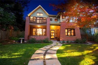 1719 Mapleton Avenue, Boulder, CO 80304 - MLS#: 5822155