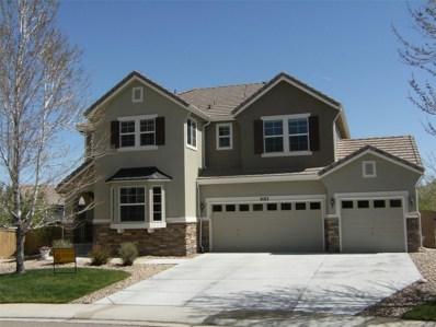4183 Aspenmeadow Circle, Highlands Ranch, CO 80130 - MLS#: 5824235