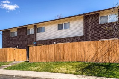 8051 Wolff Street UNIT H, Westminster, CO 80031 - MLS#: 5825098
