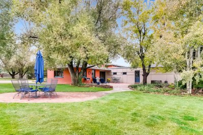 554 Wewoka Drive, Boulder, CO 80303 - MLS#: 5831326
