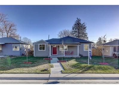 5136 Clay Street, Denver, CO 80221 - MLS#: 5833861
