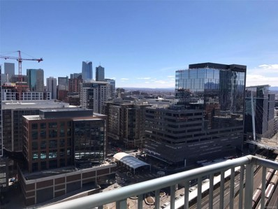 1700 Bassett Street UNIT 1919, Denver, CO 80202 - MLS#: 5833925