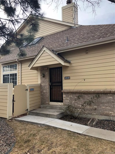 7370 E Florida Avenue UNIT 1001, Denver, CO 80231 - MLS#: 5838282